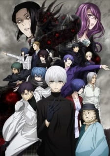 Nonton Tokyo Ghoul:re S2 Subtitle Indonesia Streaming Gratis Online