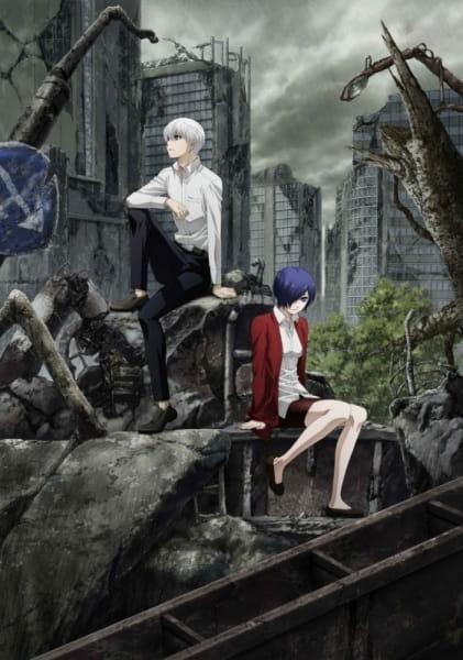 Tokyo Ghoul:re 2nd Season ผีปอบโตเกียว ภาค 4 ตอนที่ 1-12 จบ ซับไทย