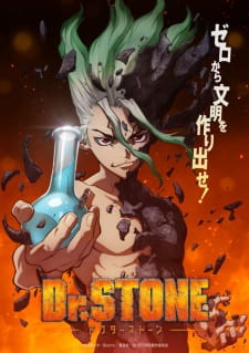 Dr. Stone Episode 1 Sub Indonesia