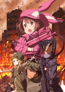 Sword Art Online Alternative: Gun Gale OnlineThumbnail 2