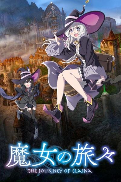 Majo no Tabitabi Anime Cover