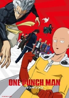 One Punch Man 2nd Season Episode 05-08 [Subtitle Indonesia]
