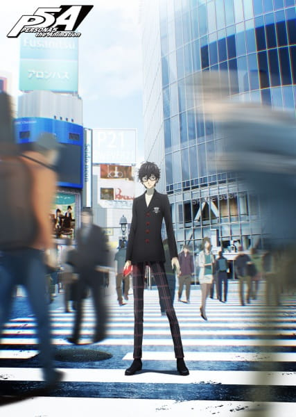 Persona 5 the Animation, PERSONA5 the Animation