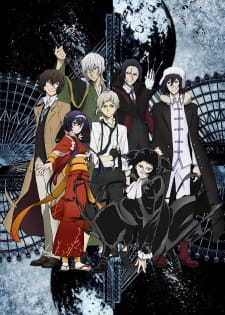 Nonton Bungou Stray Dogs Season 3 Subtitle Indonesia Streaming Gratis Online