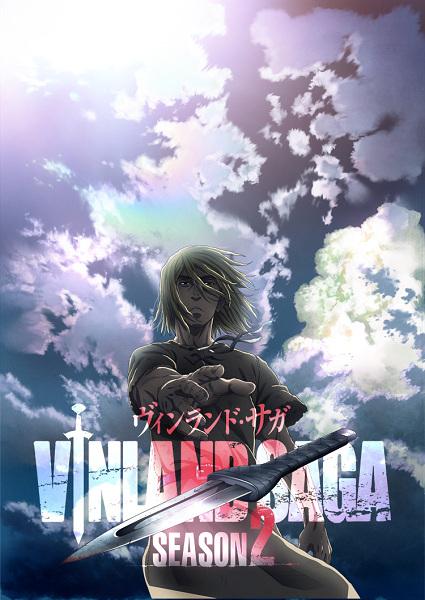 Cover Vinland Saga Season 2