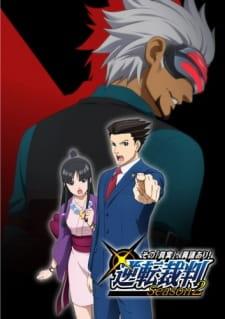 """دانلود انیمه Gyakuten Saiban: Sono """"Shinjitsu"""", Igi Ari! Season 2"""