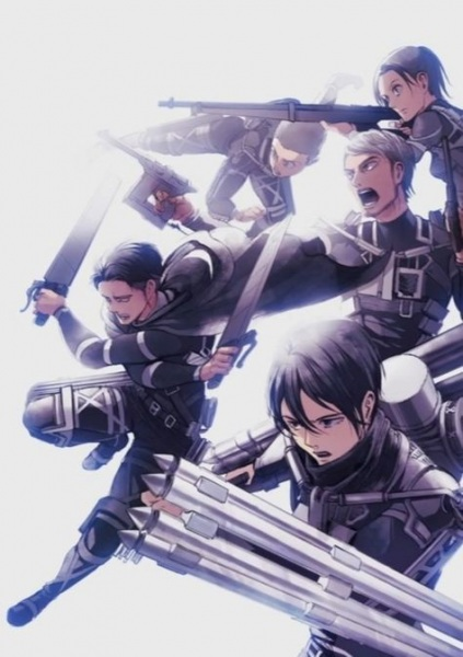 Shingeki no Kyojin The Final Season, Shingeki no Kyojin Season 4,  進撃の巨人 The Final Season