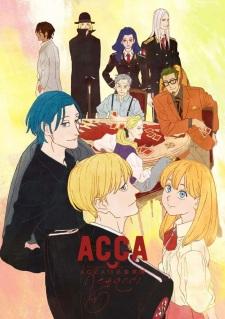 ACCA: 13-ku Kansatsu-ka - Regards picture