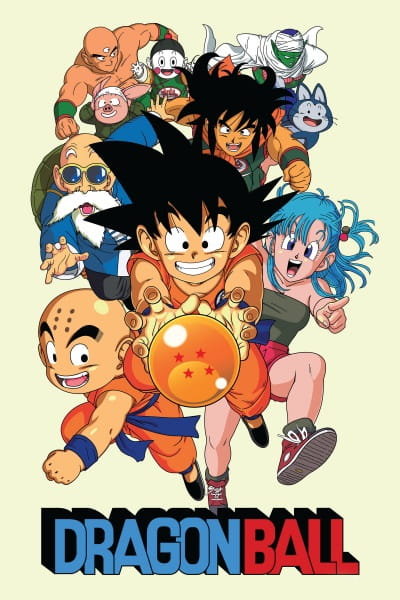 Dragon Ball, Dragon Ball,  Dragonball, DB,  ドラゴンボール