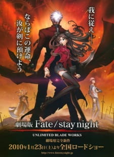 Fate/stay night Movie: Unlimited Blade Works Subtitle Indonesia