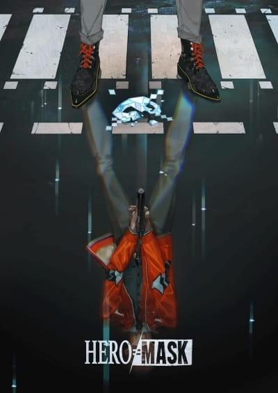 Hero Mask Anime Cover