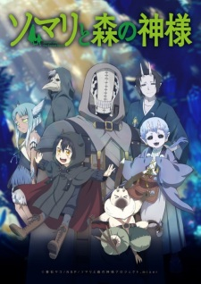 Nonton Anime Somali to Mori no Kamisama  Episode 09 Sub Indo Subtitle Indonesia