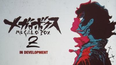 Megalo Box 2, メガロボクス2