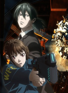 Psycho-Pass: Sinners of the System Case.1 - Tsumi to Bachi picture