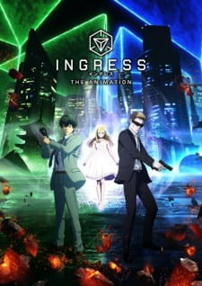 Ingress the Animation Sub Indo