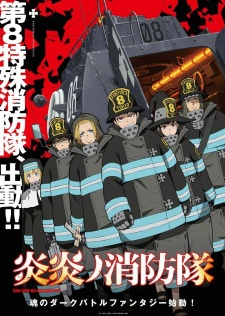Nonton Enen no Shouboutai Subtitle Indonesia Streaming Gratis Online