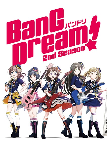 Cover Bang Dream! 2nd Season