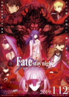 Fate stay night Movie Heaven's Feel – II. Lost Butterfly BD Sub Indo Lengkap