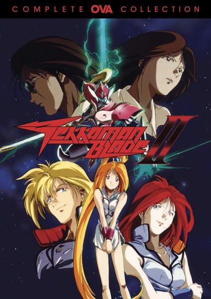 Tekkaman Blade II, Tekkaman Blade II,  Tekkaman Blade 2, Space Knight Tekkaman Blade 2, Space Knight Tekkaman Blade OVA, Uchu no Kishi Tekkaman Blade OVA,  宇宙の騎士テッカマンブレード II
