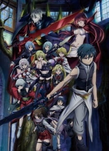 Trinity Seven Movie 2: Tenkuu Toshokan to Shinku no Maou