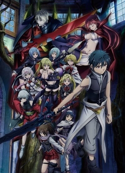 Trinity Seven Movie 2-Thumb