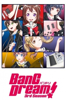 BanG Dream! Season 3