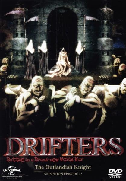 Drifters: The Outlandish Knight, DRIFTERS OVA