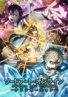 Sword Art Online: Alicization Subtitle Indonesia x265
