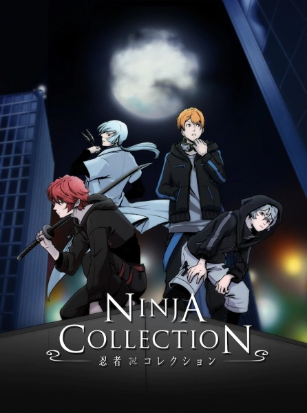 Ninja Collection Anime Cover