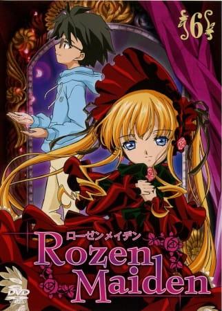 Rozen Maiden (2004) poster