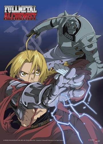 Fullmetal Alchemist: Reflections, FMA: Reflections,  鋼の錬金術師