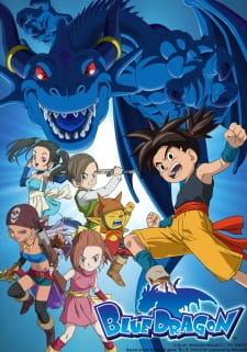 Nonton Blue Dragon Subtitle Indonesia Streaming Gratis Online