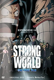 One Piece OVA: Strong World Episode 0 poster