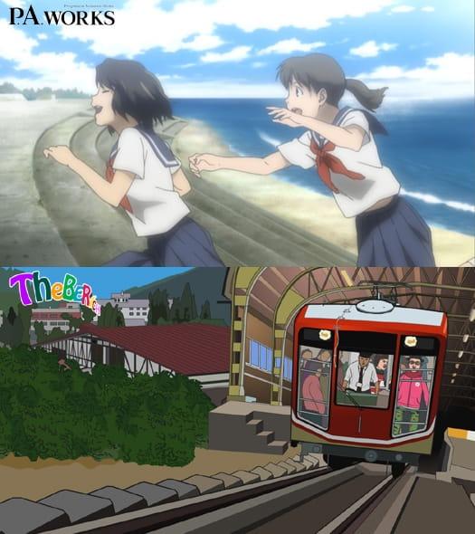 Nakaseru Sora ni Aitai: Toyama, Miwaku no Muttsu no Monogatari