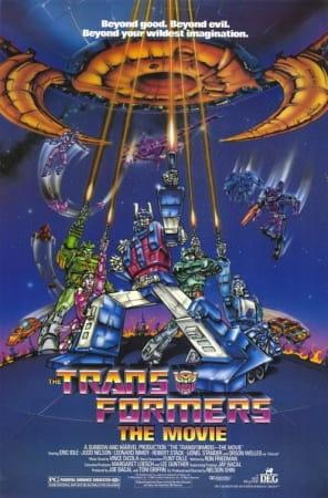 Transformers: The Movie, Transformers: The Movie,  トランスフォーマー ザ・ムービー