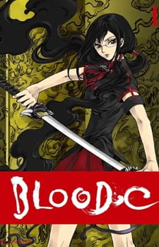 Blood-C, BLOOD-C,  Blood-C,  ブラッドシー