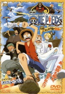 Nonton One Piece Movie 2: Clockwork Island Adventure Sub Indo
