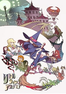 Little Witch Academia Movie