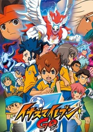 Inazuma Eleven Go poster