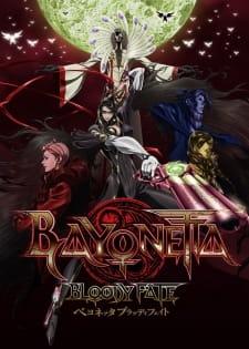 Bayonetta Bloody Fate Myanimelist Net