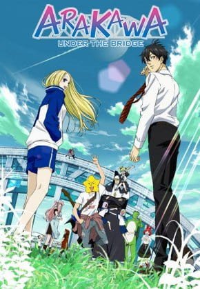 Arakawa Under the Bridge (720p|150MB)