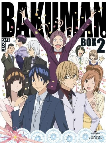 Bakuman. 3rd Season Specials, バクマン。