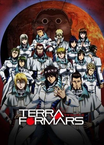 Terra Formars, Terraformars,  TERRA FORMARS [テラフォーマーズ]