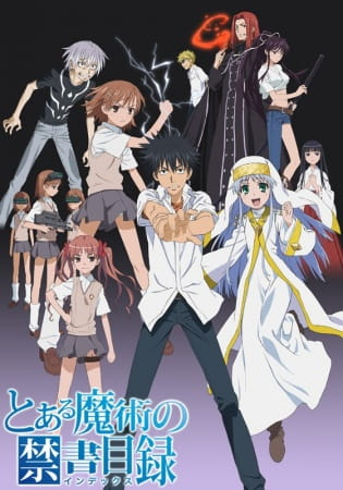 A Certain Magical Index, A Certain Magical Index,  Toaru Majutsu no Kinsho Mokuroku,  とある魔術の禁書目録