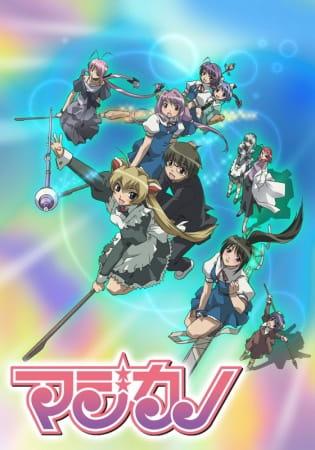 Magikano (2006) poster