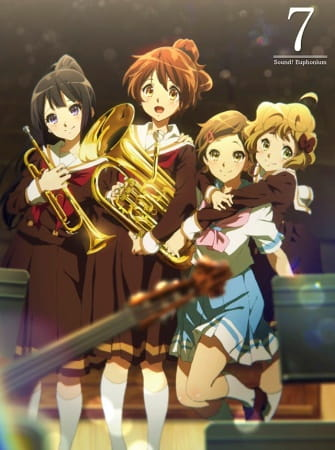 Sound! Euphonium Episode 14 – Ready, Set, Monaka, Sound! Euphonium Episode 14 – Ready, Set, Monaka,  響け!ユーフォニアム 番外編 かけだすモナカ