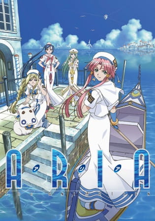 Cover Aria the Animation