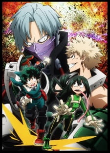 Nonton Boku no Hero Academia: Training of the Dead Sub Indo