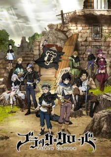 Black Clover Subtitle Indonesia