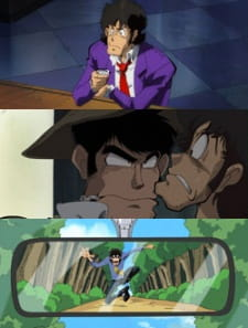 Monkey Punch: Manga Katsudou Daishashin